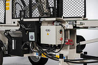 Полуавтоматическая машина для резки и раскола дров Lumag SSA500EH-PRO, фото 3