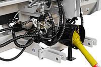 Полуавтоматическая машина для резки и раскола дров Lumag SSA500Z, фото 3