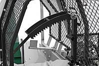 Полуавтоматическая машина для резки и раскола дров Lumag SSA500Z, фото 4