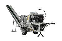 Напівавтоматична машина для різання і розколу дров Lumag SSA 400E, фото 2