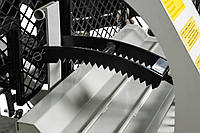 Напівавтоматична машина для різання і розколу дров Lumag SSA 400E, фото 3