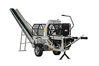 Полуавтоматическая машина для резки и раскола дров Lumag SSA 400Z, фото 2