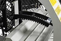 Напівавтоматична машина для різання і розколу дров Lumag SSA 400Z, фото 3