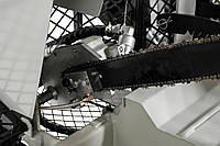 Полуавтоматическая машина для резки и раскола дров Lumag SSA 400Z, фото 4