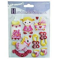 Набор для творчества Mota Малыши, в розовом цвете (S-308-3)
