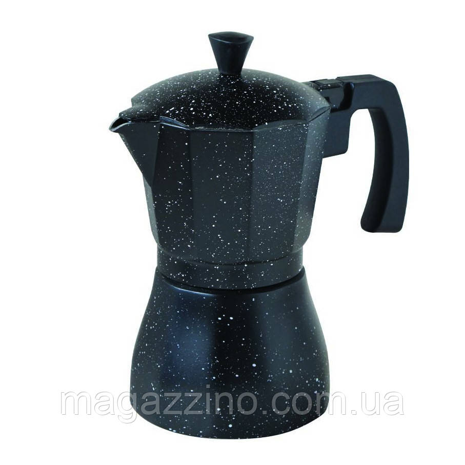 "Гейзерна кавоварка на 6 чашок, ""ConBrio"", 300мл."