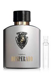 Faberlic Пробник туалетной воды для мужчин Desperado арт 34189