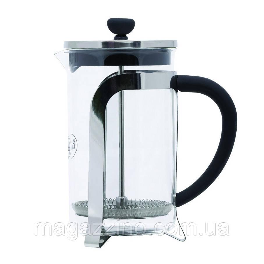 """Заварювальний чайник з прес-фільтром, """"ConBrio"""", 1000мл."""