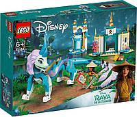 Лего Дисней Райя и дракон Сису Lego Disney Princesses 43184