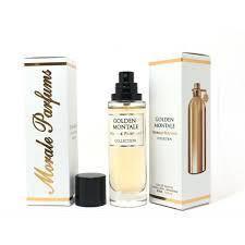 Парфюмированная вода  Morale Parfums Golden Montale 30 мл (3927646779879)
