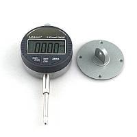 Цифровий індикатор годинникового типу ИЧЦ 0-25,4 мм (0,001 мм) з вушком, фото 1