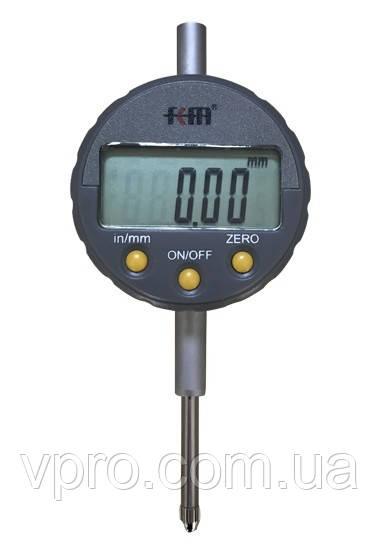 Індикатор цифровий KM-232L-25,4 (25.4/0.01 мм) з вушком. З сертифікатом про калібрування від виробника