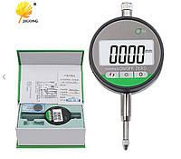 Цифровий індикатор годинникового типу (ИЧЦ) JIGONG JIGIP54 (0-12,7 мм; 0,001 мм) у водозащитном корпусі IP54, фото 1