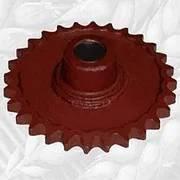 Зірочка РСМ-10.01.45.580 (Дон-1500А) z=28, t=19.05, d=30 контрпривода вивантажувального шнека