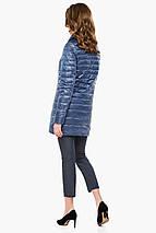 Легкая куртка женская цвет ниагара модель 41323, фото 3