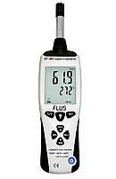 Професійний термо-гігрометр Flus ET-951 (0-100%; від -35 ° с до + 100 ° с) DEW, фото 1