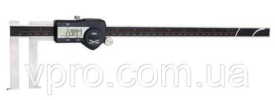 Штангенциркулі для внутрішніх вимірювань Shahe (5130-300A) 15-300/0,01 мм з бігунком