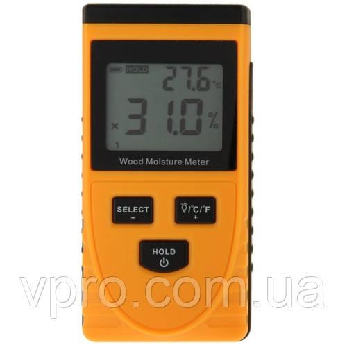 Вологомір деревини і будівельних матеріалів Benetech GM 630-EN-00 ( MD630 )( 0-50% ) ( 0-50°C )