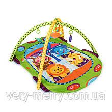 Игровой развивающий коврик Lorelli Bus
