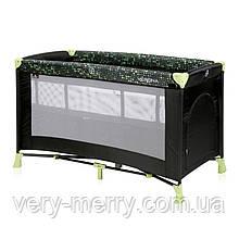 Манеж-кровать Lorelli Verona 2 Layer Черный