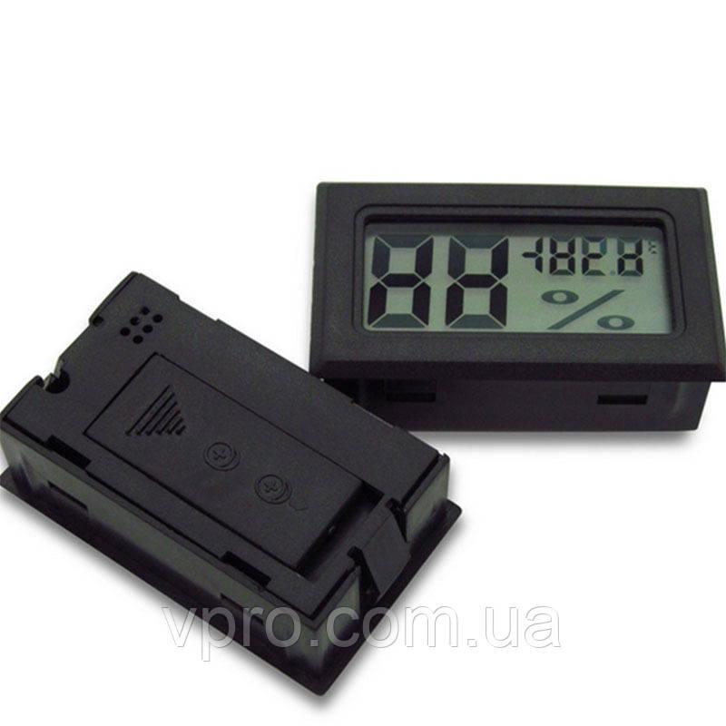 Цифровий термо-гігрометр ST-01 (від -30 до +60 С; від 0 до 99 %)