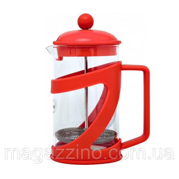 """Заварочный чайник с пресс-фильтром, """"ConBrio"""", 600мл."""