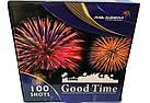 Салютна Феєрверк Good Time 100 пострілів 30 калібр gwm 6103 Maxsem, фото 5
