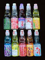 Напій Рамуне / Ramune lemoniada 200 мл Hatakosen виробник Японія