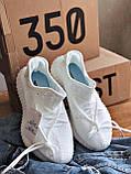 Adidas Yeezy Boost 350 v2 White, фото 3