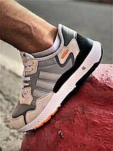 Adidas Nite Jogger Grey Black
