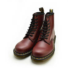 Ботинки Dr.Martens 1460 Demi (без эмблемы) коричневые