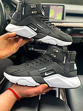 Nike Huarachi Acronym Termo цвет черний