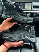 Nike Huarachi Acronym Termo черний