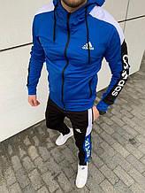 Спорт костюм Adidas синий