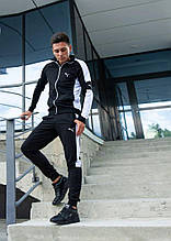 Спорт костюм Puma черний