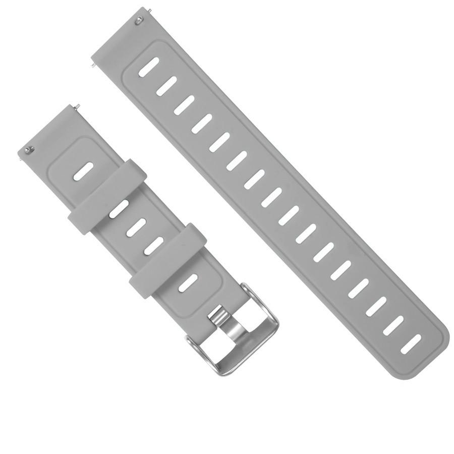 Amazfit Bip / GTS Ремешок для смарт часов, Gray, ширина - 20 мм.