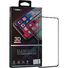 Защитное стекло Gelius Pro 3D для Realme 6 Black (2099900835209)