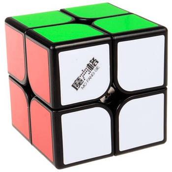 QiYi WuXia M 2x2 black | Кубик 2х2 чорний