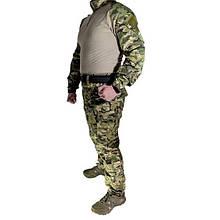 Костюм тактичний ESDY A751 розмір XXXL Камуфляж (4250-12464)