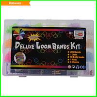 Набор резинок +для плетения rainbow loom