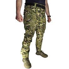 Тактичні штани ESDY B603 розмір 40 Камуфляж (4257-12675)