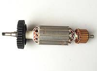 Якорь (ротор) для УШМ Ferm 125 880 W  (160.5 *35 шлиц 6.5 мм)., фото 1