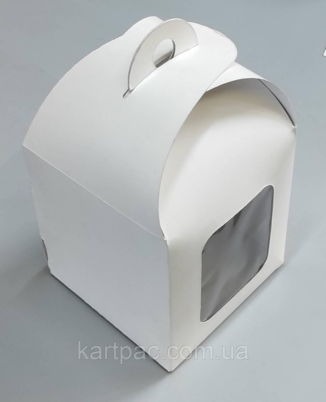 Упаковка пасхальная  120*120*150