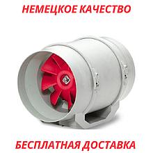 Відцентровий канальний вентилятор Helios RR 100 C