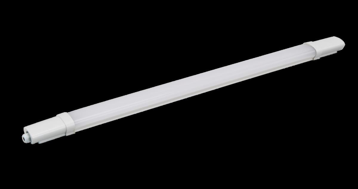Світильник лінійний LED Vestum 0,6 м 18W 6500K 220V IP65