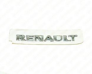 "Надпись ""RENAULT"" (задней двери) на Renault Trafic II2001->2006 — Auto France - BRN1516"