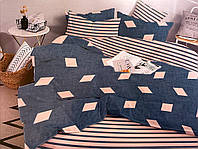 Постельное белье ТЕП Samantara бязь 215-180 см разноцветный
