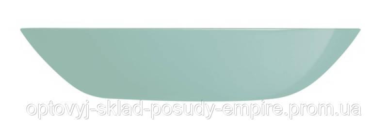 Тарілка глибока Luminarc Diwali Light Turquoise P2019 20 см