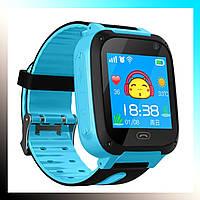 Наручные умные часы детские Smart Watch F2 смарт часы для ребенка многофункциональные для звонков с сим-картой