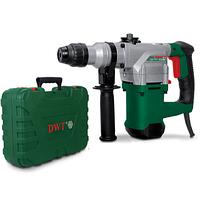 Перфоратор DWT BH11-28 BMC бочковой, 3 режима работы, бочка, ограничитель глубины, гарантия 24 месяца